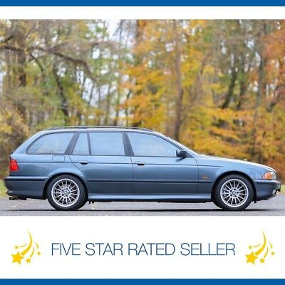 2000 BMW 5-Series 540i Sport Wagon 1 Owner Serviced California Navigation 2000 BMW 540 540i Sport Wagon 1 Owner Serviced California Wide Screen Navigation