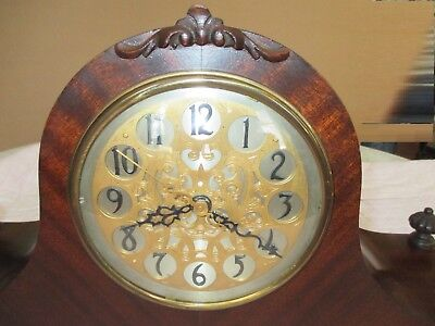 Vintage 1941 Telechron motored REVERE Westminster Chime electric Clock R442