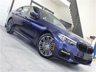 2018 BMW 5-Series 540i xDrive 2018 BMW 540i xDrive 8372 miles salvage rebuilt Reconstructed fully repaired