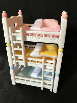 calico critters triple bunks for babies