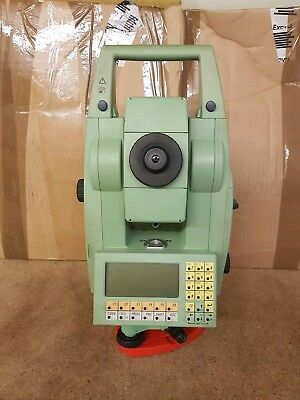 Leica Tcra 1105 Plus Total Station. Full Box Contents.