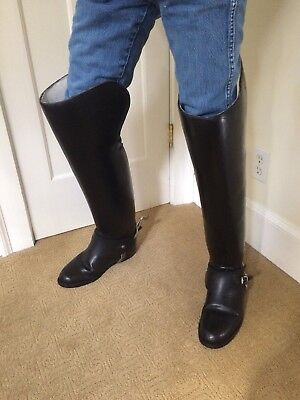 Original British Household Cavalry Royal Horse Guard Riding Boots