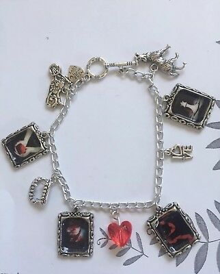 Twilight New Moon Eclipse Bella Swan Edward Cullen Jacob Black Tolles Armband
