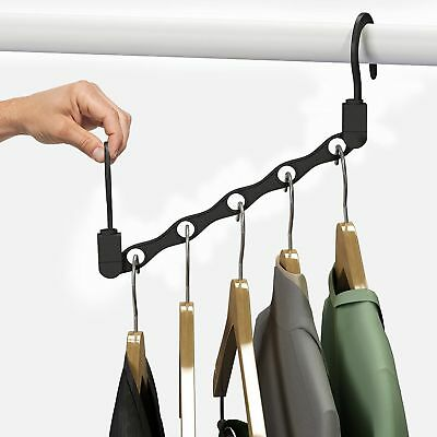 Wonder Hanger Max Closet Space Saving As Seen On Tv Magic Hangers