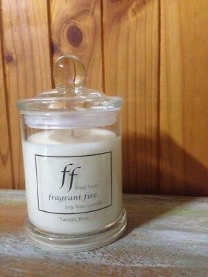 Large Handmade Natural 100% Soy Wax Highly Fragrant Candle 100 Hour Burn