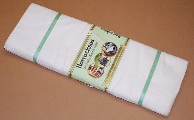 "Vintage pair of Horrockses cotton sheets. Unused  90""x 100""."