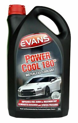 Evans Power Cool 180 Waterless Coolant (5 Litre)
