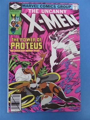 UNCANNY X-MEN 127 1979 Classic BRYNE Proteus HIGH GRADE! NM