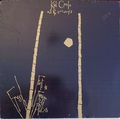 "Kid Creole and the Coconuts ""Fresh Fruits In Foreign Places"" vinyl LP 1981"