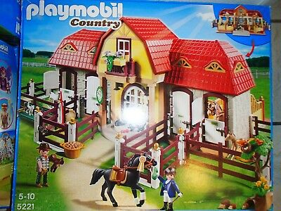 Playmobil Reiterhof Country 5221
