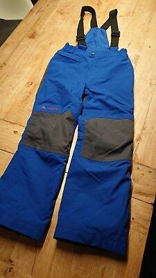 b4a3528f68a51c * VAUDE * Kids Snow Cup Pants II *Gr 134/140 Schneehose Kinder Skihose  Thermo