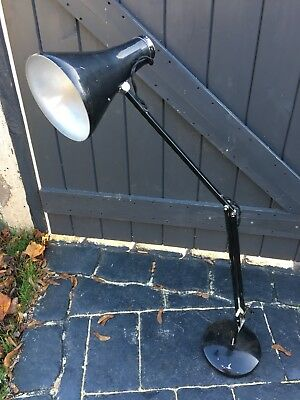 Rare Barn Find Large Vintage Industrial Herbert Terry & Sons Anglepoise lamp