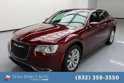 2015 Chrysler 300 Series Limited Texas Direct Auto 2015 Limited Used 3.6L V6 24V Automatic AWD Sedan Premium