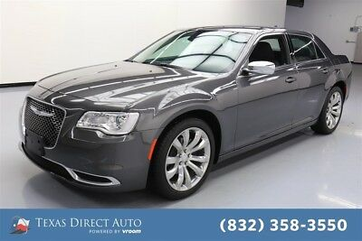 2018 Chrysler 300 Series Touring Texas Direct Auto 2018 Touring Used 3.6L V6 24V Automatic RWD Sedan