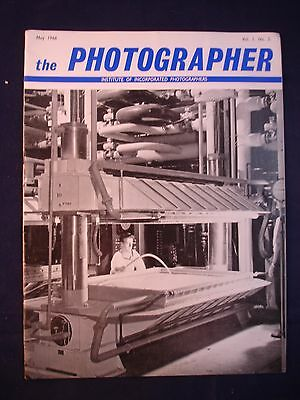 The Photographer - May 1966