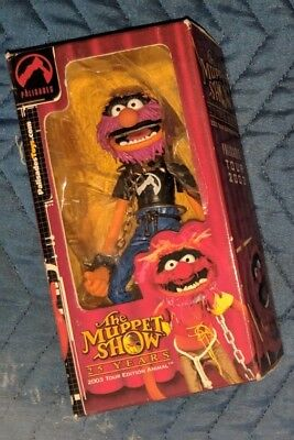 2003 Tour Edition Animal Muppets Palisades Exclusive Collectible NIB