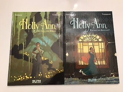 "Comic ""Holly Ann Nr. 1 & 2"" Splitter *** Wie Neu"