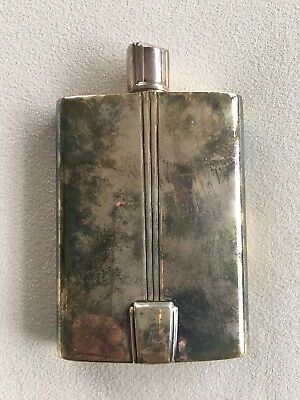Genuine Silver Tiffany Flask
