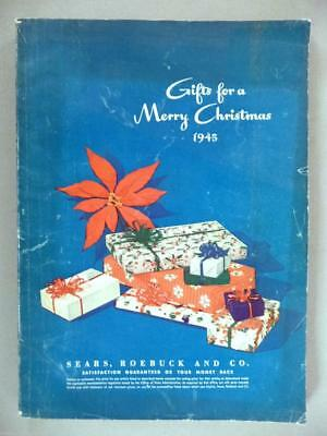 1945 Sears Wish Book / Christmas Catalog On DVD Disc See Pictures Toys & More