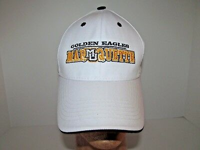 size 40 12fb2 daf49 ... closeout marquette golden eagles adjustable osfa top of the world  collegiate cap hat 7d3f6 f4270