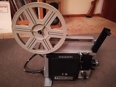 Tower Super 8 Autozoom Cine Projector Vintage Projector