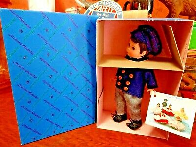 Madame Alexander 8 inch doll  LAURIE LITTLE MEN 416  NIB