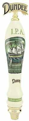 Dundee IPA Beer Tap Handle Ship In Bottle Image - S.S. Dundee - NEW & Free Ship.