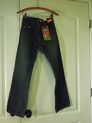NWT Children's Boys' Levi Levi's Denim Relaxed Fit Straight Leg Jeans Size 14