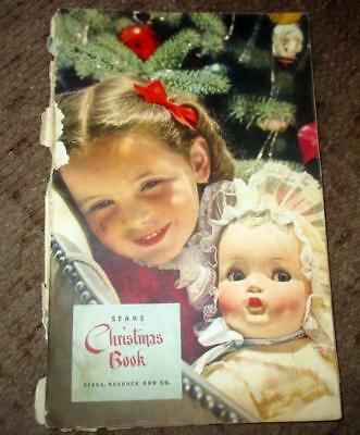 1942 Sears Wish Book / Christmas Catalog On DVD Disc See Pictures Toys & More