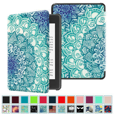 For All-New Kindle Paperwhite 10th Generation 2018 Case Slimshell Wake/Sleep