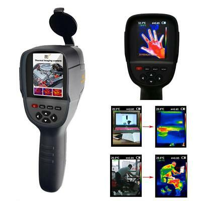 UK Hti HT-18 3.2inch 220 x 160 Handheld IR Digital Thermal Imager Detector Camer