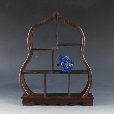 Chinese Hardwood Handmade Collection Of  Antiques Shelves ZJ109