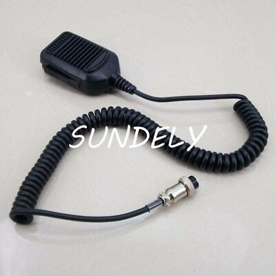 Hand Mic microphone for IC-756PROIII, IC-746PRO IC-725, IC-728, IC-729  as HM-36