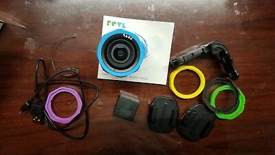 REVL 4K (Integrated Gimble) Action Camera