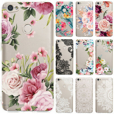 For Xiaomi Redmi Note 7 6 5 Pro Slim Soft TPU Silicone Painted Clear Case Cover