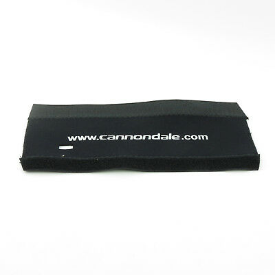 Road Mountain Bike Bicycle Frame Chainstay Top Tube Protector Cover - Black