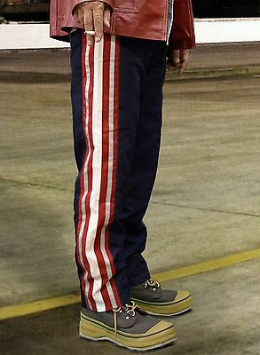 FIGHT CLUB Screen Accurate Track Pants, Pant, Tyler Durden, Brad Pitt