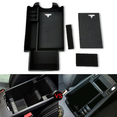 Storage Box 1x For Mercedes Benz GLA X156 CLA Console Tray Auto Inner Practical