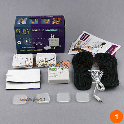 DR HO Double Massage Therapy System douleurs musculaires soulager stimulateur