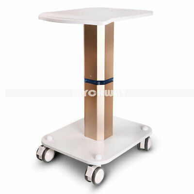 New ABS Beauty Salon Trolley For Cavitation RF Machine Styling Pedestal Table