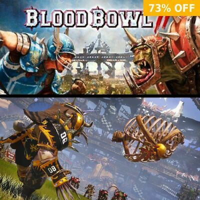 Blood Bowl 2 - WINDOWS MAC - Region Free Steam Key