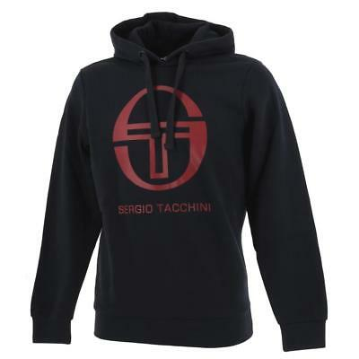 Capuche M A Gris Sergio Tacchini Neuf Sweat Tendance Hommes Taille HqWnSt1Sa