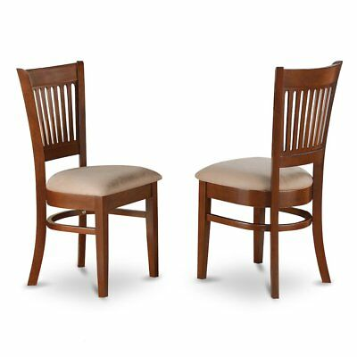 Vancouver    Microfiber  Upholstered  Seat  Chairs  for  dining  room  - ...