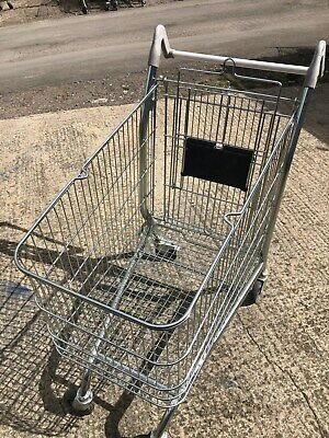 Supermarket shopping Trolley picking 216L used