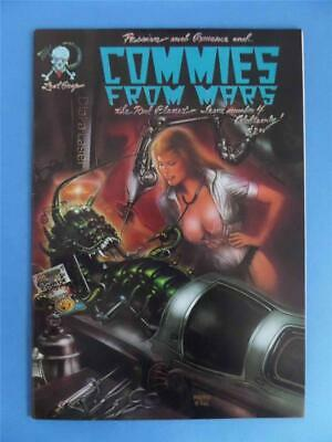 COMMIES FROM MARS 4 1st Print 1982 HIGH GRADE! NM/-