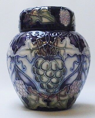 Moorcroft Sonoma Ginger Jar - 1st Quality - Made in England
