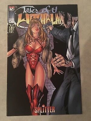 Tales Of The Witchblade #3 German Variant Rare