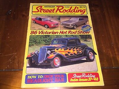 Australian Street Rodding No.48
