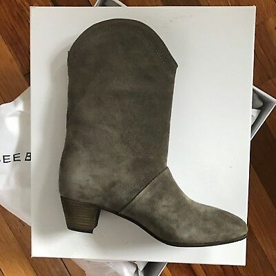 9bb0255a827 NEW  520 SEE By Chloé Epona Fringed Western Boots EU 36 (US 6 ...