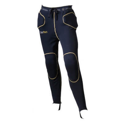 Forcefield Armoured Motorcycle Motorbike Sport Pants Level 2 Blue Yellow